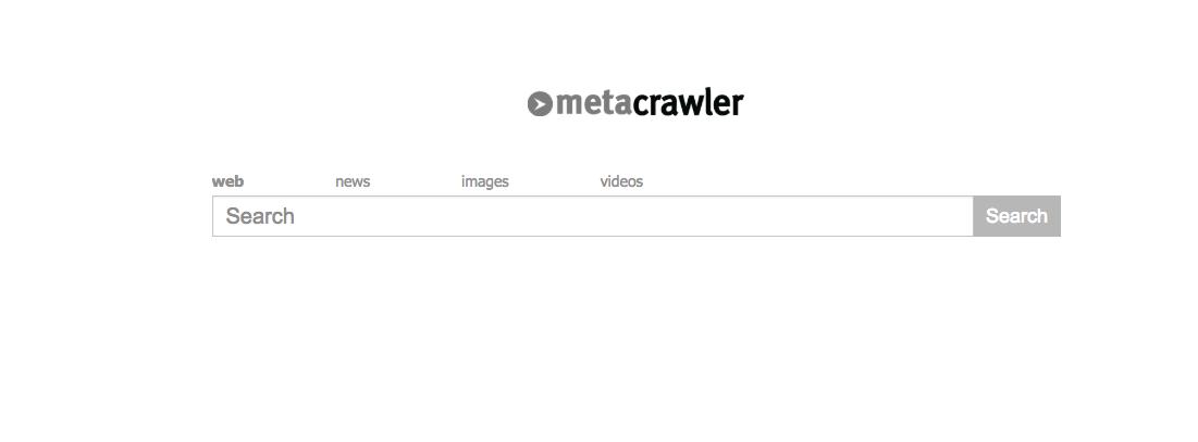 """Metabuscador """"MetaCrawler"""""""