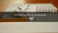 problemas de indexación