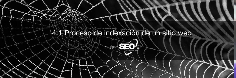 indexación de un sitio web