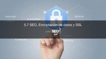 Seo encriptacion de datos y ssl