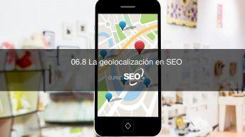 geolocalización en SEO