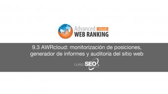 AWRCloud