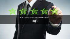 SEO en Google my Business